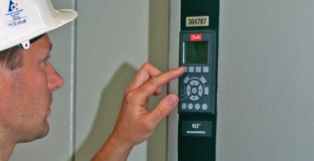 Функция ограничения мощности VLT FC 302