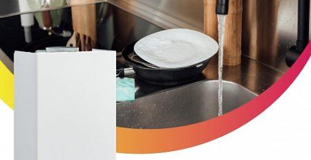Итальянские газовые проточные водонагреватели SIG-2